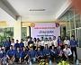 Trường Cao Đẳng Đại việt Đà Nẵng: Lễ ra quân thanh niên tình nguyện hè 2019