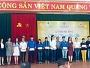 Sinh viên Trường Cao đẳng Đại Việt Đà Nẵng nhận học bổng