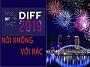 Tuổi Trẻ Đại Việt chung tay bảo vệ môi trường đêm pháo hoa